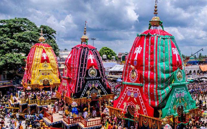 Ratha Yatra, Puri
